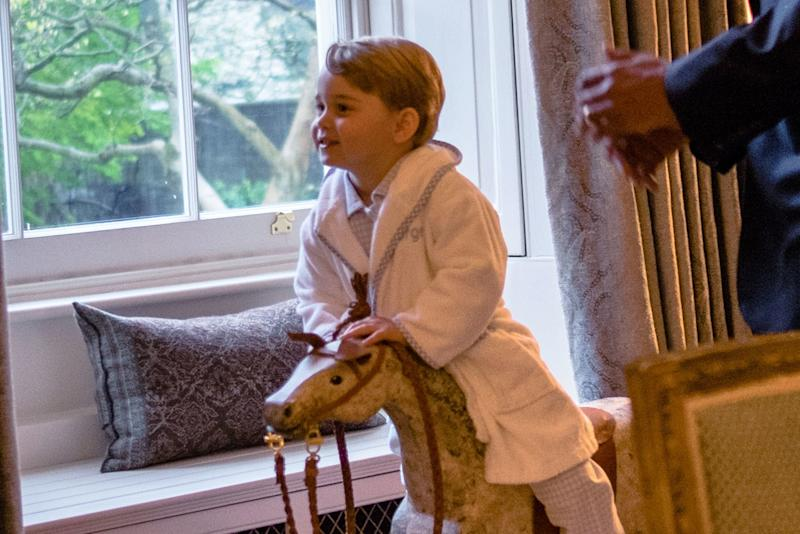 Get Ready to See a Lot More Toddlers Dressed Like Prince George