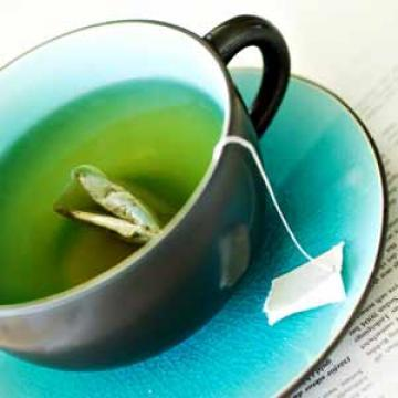 """<div class=""""caption-credit""""> Photo by: ThinkStock</div><div class=""""caption-title"""">Green Tea</div>Quite a bit of research has been done on the health benefits of green tea, and the evidence suggests that it can be a powerful protector against cancer. According to the research, green tea may help protect against cancers of the lung, prostate, colon, skin, and breast - and it may even prevent these cancers altogether."""