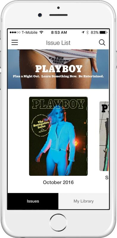 Nude Free Playboy Hits Itunes Google Play