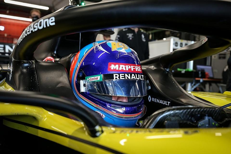 Alonso set for next Renault F1 test outing in Bahrain
