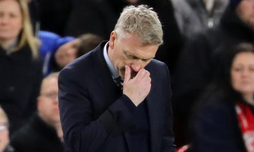 """<span class=""""element-image__caption"""">David Moyes said the view of the fans would not shape his decision on his future at Sunderland.</span> <span class=""""element-image__credit"""">Photograph: Owen Humphreys/PA</span>"""