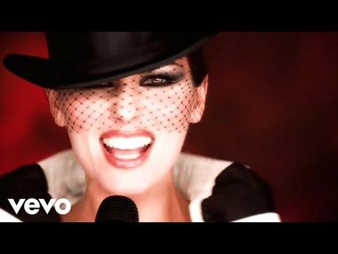 """<p>Shania Twain was breaking down the gender barrier back in 2003, and hasn't stopped since. </p><p><strong>Most empowering lyric: </strong>""""I want to be free yeah, to feel the way I feel / Man! I feel like a woman!<strong>""""</strong></p><p><a href=""""https://www.youtube.com/watch?v=ZJL4UGSbeFg"""" rel=""""nofollow noopener"""" target=""""_blank"""" data-ylk=""""slk:See the original post on Youtube"""" class=""""link rapid-noclick-resp"""">See the original post on Youtube</a></p>"""