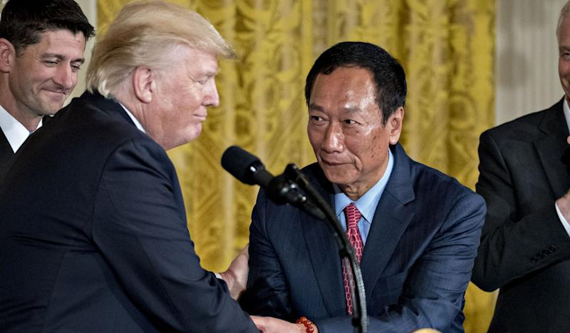 Foxconn tycoon Terry Gou: Taiwan's wealthiest man - and future presidential candidate