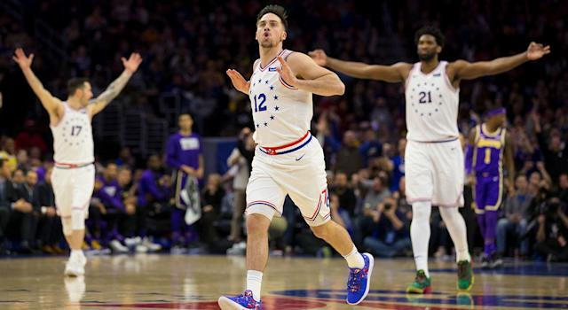 T.J. McConnell has stepped away from some of his old superstitions. (Photo by Mitchell Leff/Getty Images)