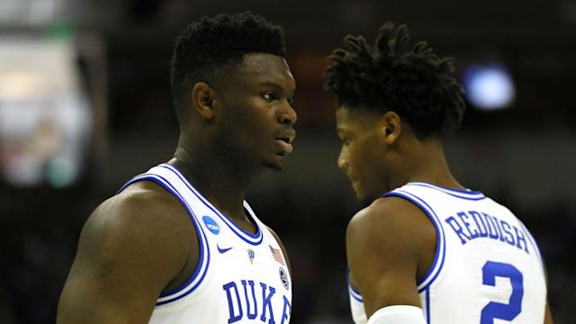 Cam Reddish will have a better NBA career than number one draft pick Zion Williamson, according to the duo's fellow 2019 rookies.