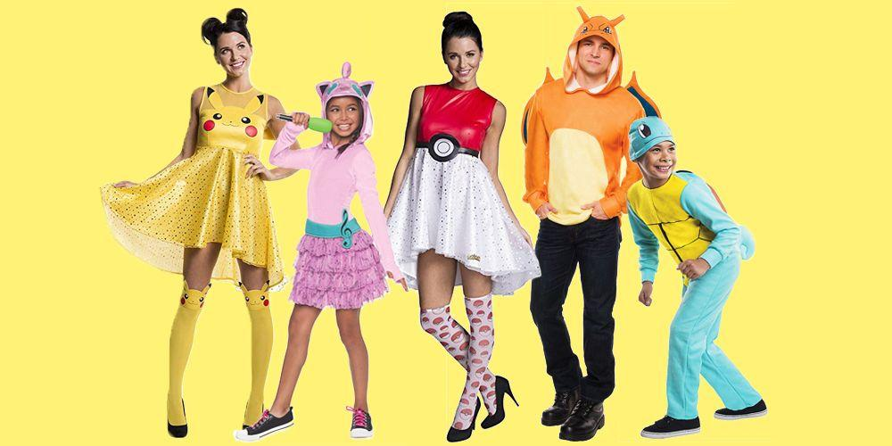 """<p>Some childhood passions never die. When you think of <a href=""""https://www.goodhousekeeping.com/holidays/halloween-ideas/g22074138/90s-halloween-costumes/"""" target=""""_blank"""">Halloween costume trends from your childhood</a>, what do you think of? Perhaps your <a href=""""https://www.goodhousekeeping.com/holidays/halloween-ideas/g4566/superhero-halloween-costumes/"""" target=""""_blank"""">favorite superhero costume</a> that you dressed up in with your <a href=""""https://www.goodhousekeeping.com/holidays/halloween-ideas/g21969310/best-friend-halloween-costumes/"""" target=""""_blank"""">best friend</a> from fourth grade. Or maybe that <a href=""""https://www.goodhousekeeping.com/holidays/halloween-ideas/g4771/disney-halloween-costumes/"""" target=""""_blank"""">favorite Disney princess costume</a> that you wore for three years in a row?</p><p>There's one fandom that still going strong, and that's Pokemon. Whether you were a Squirtle fan or were obsessed with Charmander, there's a chance that part of you still wants to dress up like your favorite Pocket Monster from childhood. The great thing about Pokemon is that you can never be too old to appreciate the little creatures, and if you want to dress as your favorite Pokemon this Halloween, below are <strong>t</strong><strong>he best Pokemon costumes for all ages.</strong></p><p><em>For more <a href=""""https://www.goodhousekeeping.com/holidays/halloween-ideas/"""" target=""""_blank"""">Halloween ideas</a>, be sure to check Good Housekeeping's <a href=""""https://www.goodhousekeeping.com/holidays/halloween-ideas/g3727/halloween-appetizer-recipes/"""" target=""""_blank"""">Halloween guide on recipes</a>, <a href=""""https://www.goodhousekeeping.com/holidays/halloween-ideas/g421/halloween-decorating-ideas/"""" target=""""_blank"""">party decorations</a>, <a href=""""https://www.goodhousekeeping.com/holidays/halloween-ideas/g23570139/halloween-movies-netflix/"""" target=""""_blank"""">movie recommendations</a> and more.</em></p>"""