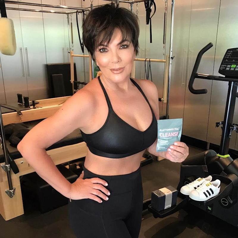 Sexy pictures of kris jenner
