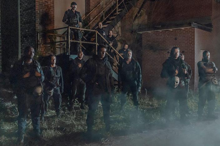 TWD 1104 Reapers