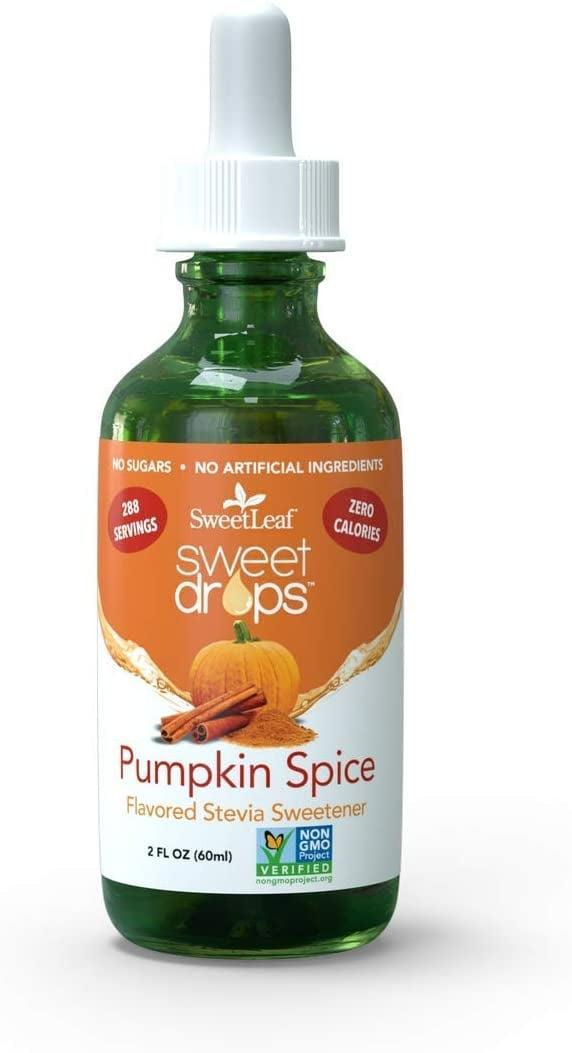 <p>Add a couple of drops of this <span>SweetLeaf Sweet Drops Liquid Stevia Sweetener, Pumpkin Spice</span> ($11) to lattes or when baking for a sweet treat. Just a few drops will totally amp up the flavor of even the most basic black coffee.</p>