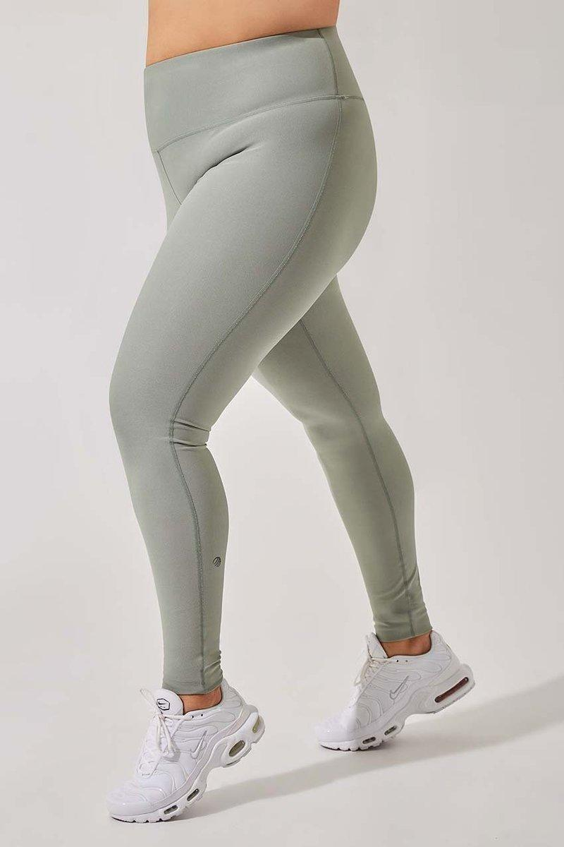 Rapid High Waisted Recycled Polyester Legging. Image via MPG Sport.