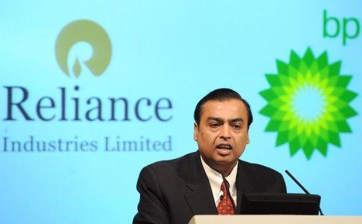Chairman and Managing Director of Reliance Industries Limited Mukesh Ambani