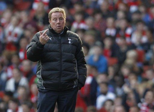 Harry Redknapp appeared set for a dramatic exit as the manager of Tottenham Hotspur, reports said