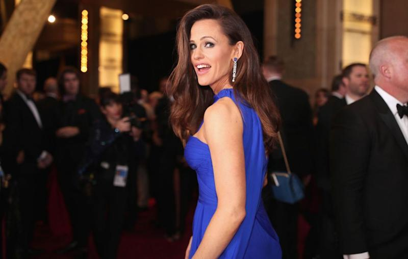 Jennifer Garner has explained her viral facial expression at the Oscars. Source: Getty