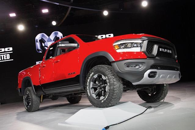 The 2019 Ram 1500 debuted at this week's 2018 Detroit Auto Show with a new look, its first hybrid system, and more tech than ever. Will that be enough to beat rivals Ford and Chevrolet?