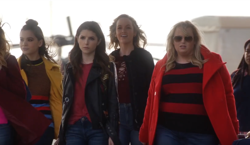 "Anna Kendrick made her ""Pitch Perfect"" co-stars sound like her sisters, small annoyances included"