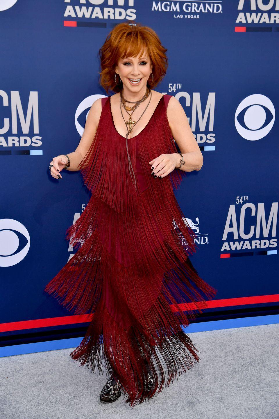 """<p>The country singer has always been open about her Christian faith. In an interview with CMT, she said, """"<a href=""""http://www.cmt.com/news/1775501/reba-mcentire-shares-her-faith-through-music/"""" rel=""""nofollow noopener"""" target=""""_blank"""" data-ylk=""""slk:My faith has helped me tremendously throughout my whole life"""" class=""""link rapid-noclick-resp"""">My faith has helped me tremendously throughout my whole life</a>. I've depended on it. I've trusted it. It's guided me, influenced me and given me advice in all ways.""""</p>"""