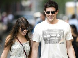 Glee's Cory Monteith Admits To Having 'Date Night' With Lea Michele