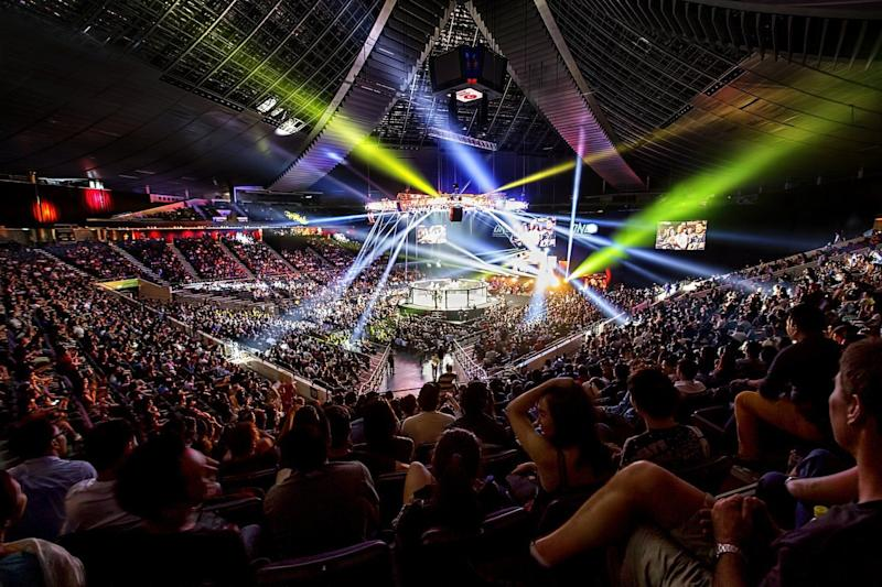 ONE Championship Postpones Two April Events