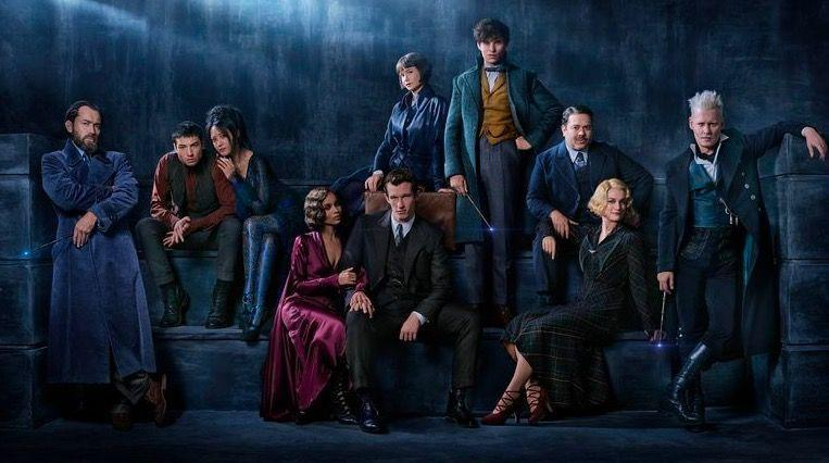 <p>The follow-up to The Crimes Of Grindelwald suffered a major delay thanks to COVID, but filming restarted in September, with Jude Law, Eddie Redmayne, Katherine Waterston, Dan Fogler, Alison Sudol and Ezra Miller among the cast reprising their roles. Some of the story is set in Rio de Janeiro this time, and we see the lead-up to the wizarding world's involvement in World War II. </p>