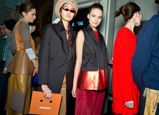 Paris Fashion Week's Maddest Accessories: Acne's Frilly Shoes To Celine's Laundry Bags!