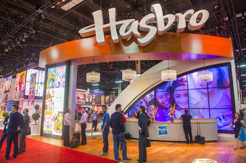 Hasbro (HAS) Stock Surges on Q1 Earnings and Revenue Beat