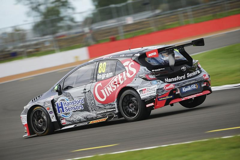 Ingram puncture hands BTCC points lead to Turkington