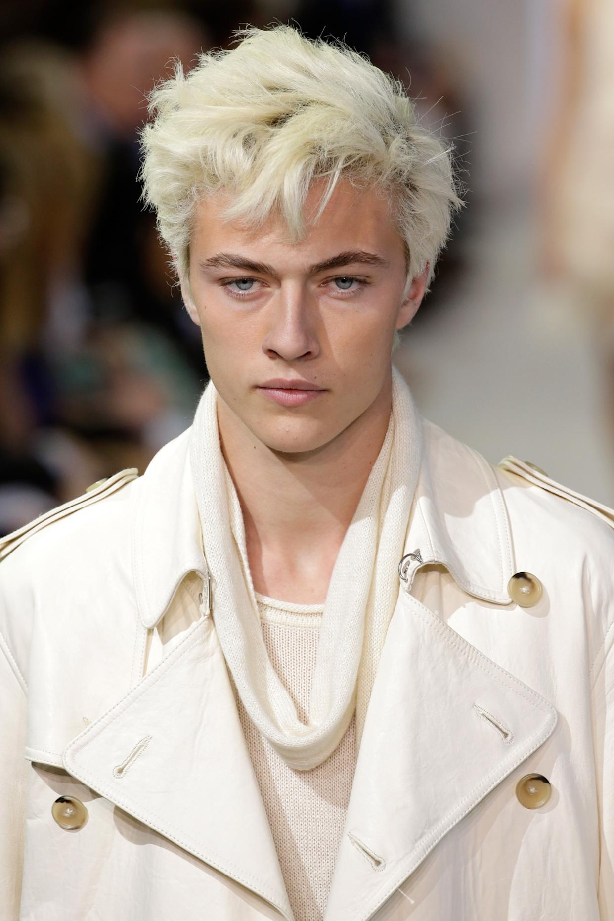 Model-Watch: Lucky Blue Smith