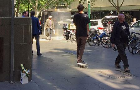 Melbourne cafe owner identified as victim of Bourke Street terror attack