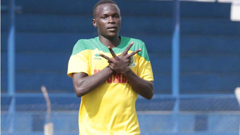 Mathare United coach Francis Kimanzi speaks about rising youngster Cliff Nyakeya