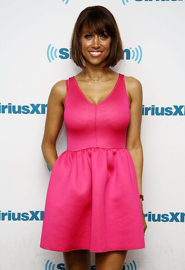 Stacey Dash is withdrawing from a congressional election campaign. (Photo: Astrid Stawiarz/Getty Images)
