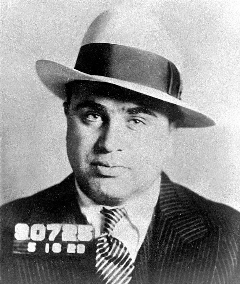 The estimated net worth of his empire would be $1.3 billion as of today. Sometimes known by the nickname 'Scarface', Al Capone was an American gangster and businessman who attained notoriety during the Prohibition era as the co-founder and boss of the Chicago Outfit. His seven-year reign as a crime boss ended when he went to prison at the age of 33. By 1929, Capone's income from the various aspects of his business included: $60 million from illegal alcohol, $25 million from gambling establishments, $10 million from vice, and another $10 million from various other rackets. It is claimed that Capone was employing over 600 gangsters to protect his business from rival gangs.
