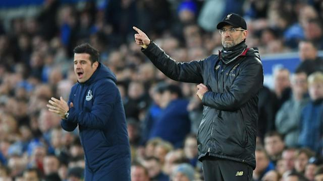 It is little wonder Marco Silva is under pressure given Everton's ambitions, according to Liverpool boss Jurgen Klopp.
