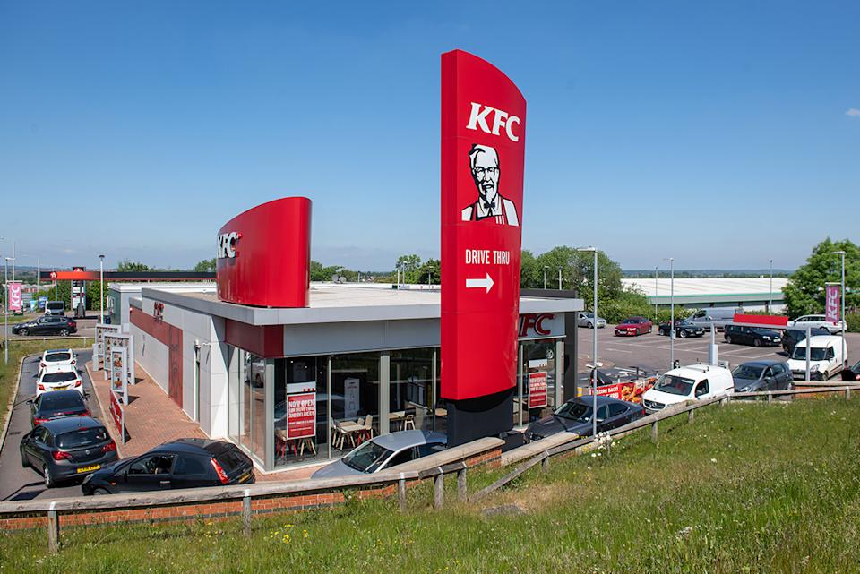 The KFC employee has earned a legion of fans after he featured in a viral TikTok. Source: Getty