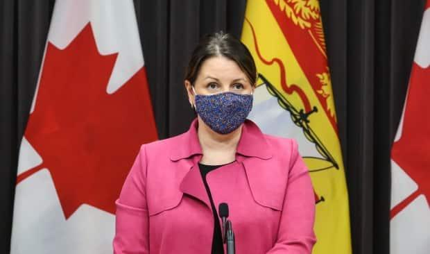 Dr. Jennifer Russell, New Brunswick's chief medical officer of health, says the COVID-19 variants has created a new era for the pandemic.