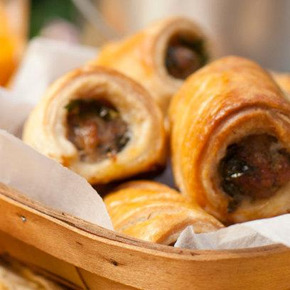 Totally Sausage Rolls: Recipes: Food