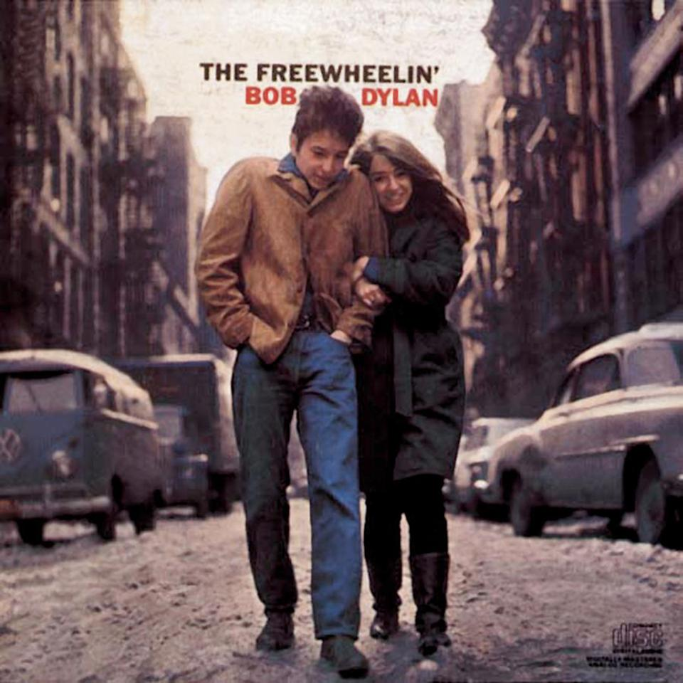 "Bob Dylan's ""The Freewheelin' Bob Dylan"" (Sony Music)"