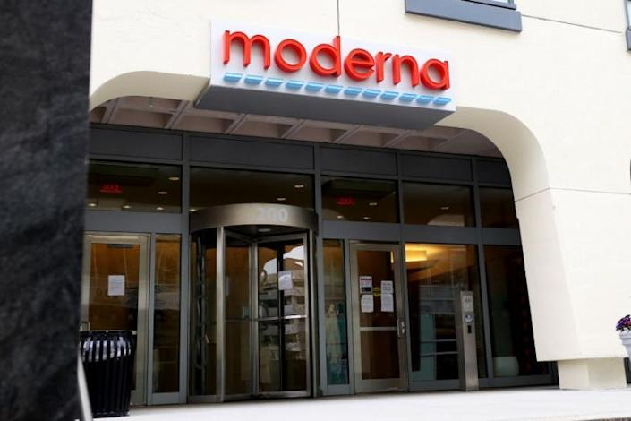 moderna working on booster to increase protection