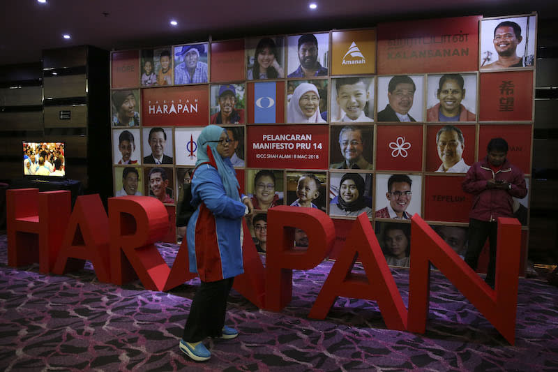 Pakatan says will resolve stateless Indians issue within 100 days of winning GE14