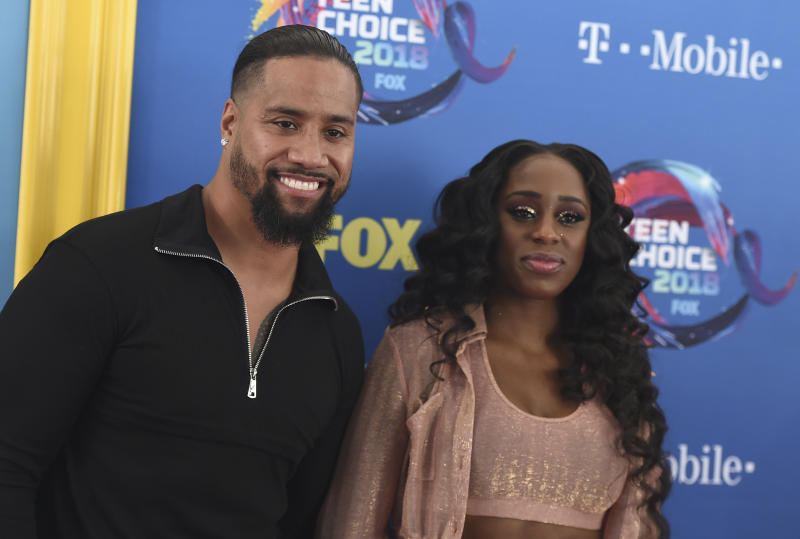 WWE star Jimmy Uso reportedly arrested in Detroit