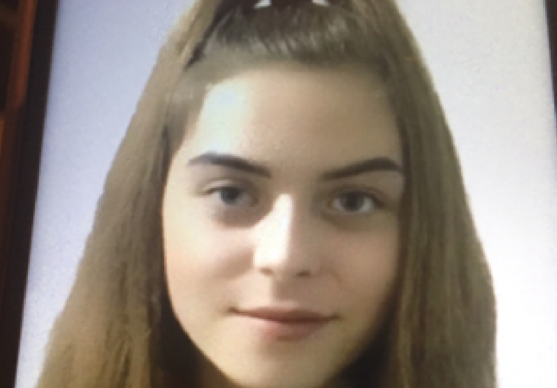 Ellie-Mae Scanlon was last seen on Friday. (Wiltshire Police)