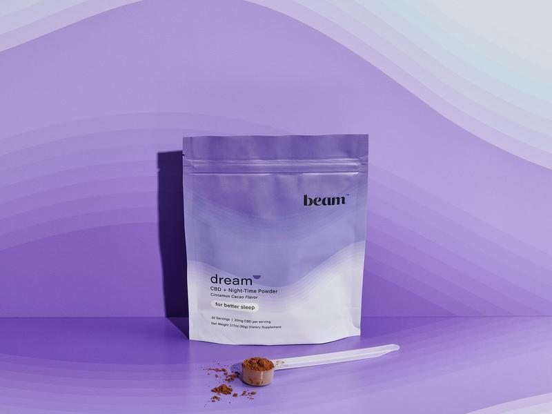 "<h3>Beam Dream CBD Powder</h3><br>Take your evening hot chocolate to the next level with this sleep-promoting CBD powder that's mixed with organic cacao and cinnamon. <br><br><strong>Beam</strong> Dream, $, available at <a href=""https://go.skimresources.com/?id=30283X879131&url=https%3A%2F%2Fbeamtlc.com%2Fproducts%2Fcbd-sleep-powder"" rel=""nofollow noopener"" target=""_blank"" data-ylk=""slk:Beam"" class=""link rapid-noclick-resp"">Beam</a>"