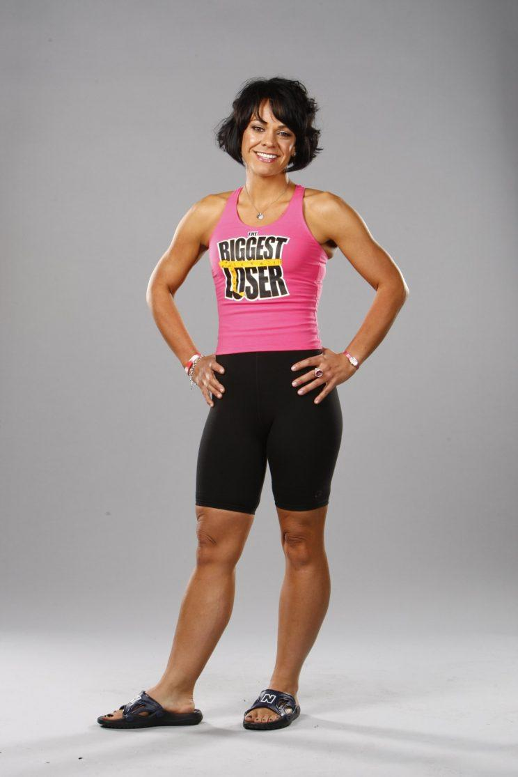 Ali Vincent on 'The Biggest Loser' in 2008