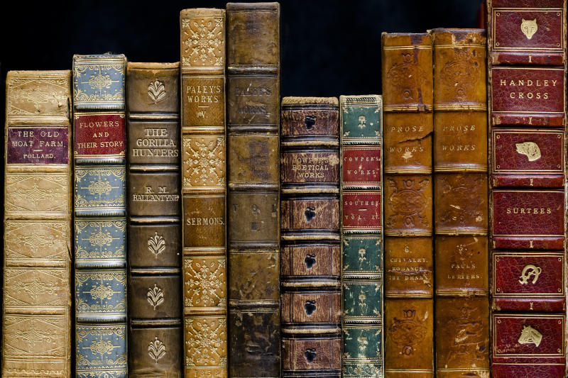 Not all of these authors made it into the generally agreed-upon English canon -- and not everyone who made it needs to stay. (Andrew_Howe via Getty Images)