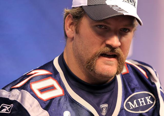 Logan Mankins ended up being one of Bill Belichick's better first-round picks with the New England Patriots. (Photo by Scott Halleran/Getty Images)