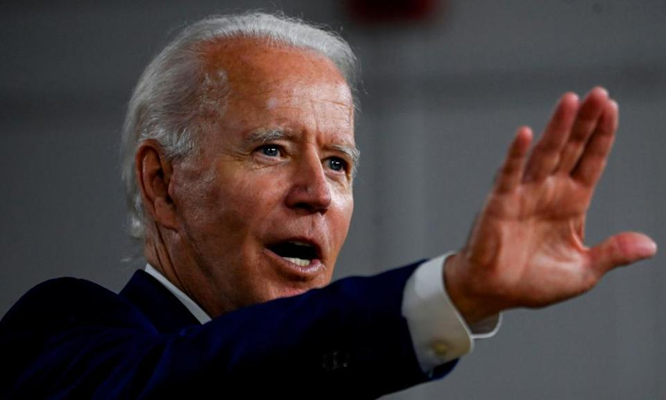 Biden has clarified comments he made on Thursday, comparing diversity in the black and Latino communities.