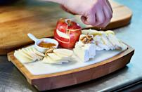 """<p>Macouns are best enjoyed out of hand, but their sweet flavor also takes well to pies <a href=""""https://www.thedailymeal.com/eat/how-build-perfect-french-cheese-plate?referrer=yahoo&category=beauty_food&include_utm=1&utm_medium=referral&utm_source=yahoo&utm_campaign=feed"""" rel=""""nofollow noopener"""" target=""""_blank"""" data-ylk=""""slk:and cheese plates"""" class=""""link rapid-noclick-resp"""">and cheese plates</a>.</p>"""