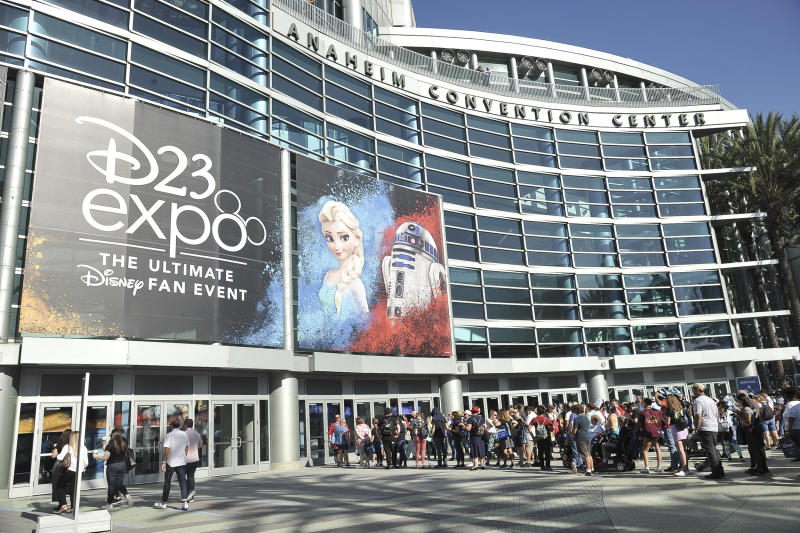 2019 D23 Expo - Day 2