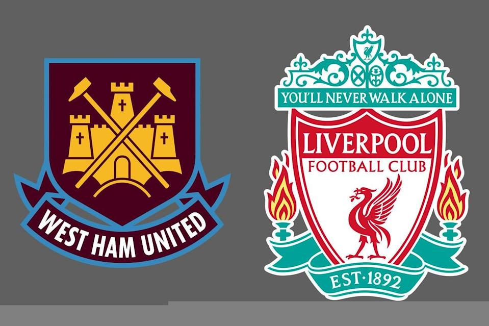 West Ham United-Liverpool