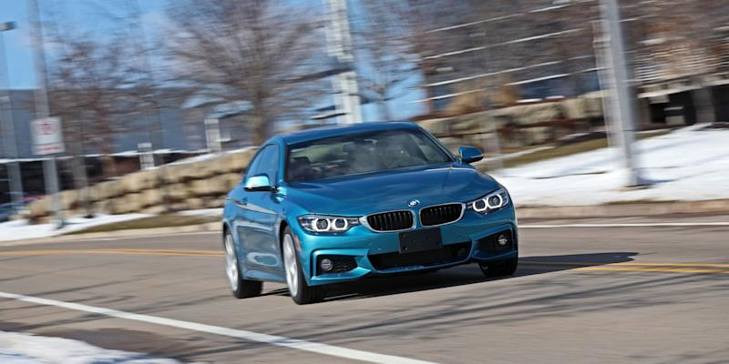Bmw 430i Coupe >> The Bmw 430i Coupe Does Grand Touring Right