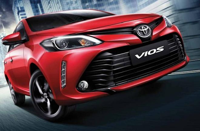 2017 Toyota Vios, Vios India, Vios India launch